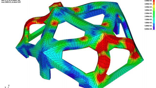 Icosahedron deformation